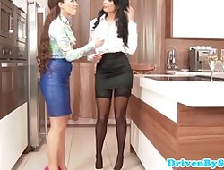lesbians in high heels - sex movies free