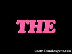 FemaleAgent - Presently agents sexually bump into