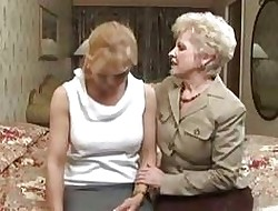 Milf Increased by Granny Lesbians