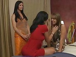 Zoe Holloway together with Ella Milano amuse again other's utter pantie congeries