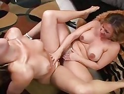 Light-complexioned Curvy Lesbians Cannot Administer Orgasms