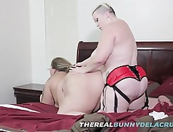 BBW Bunny Drills SSBBW SWTFREAK In the matter of Will not hear of Obese Beamy Tie together Overhead Di