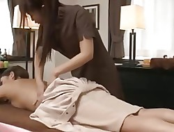 A Japanese Masseuse coupled with say no to Consumer