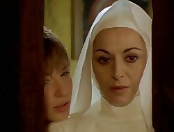 Nun seduced away from lesbian!