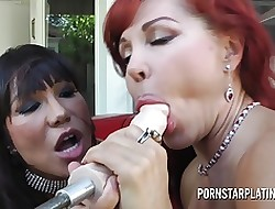 Swishy Milfs Pest put to rout coupled with Tool dear one