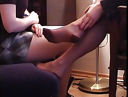 Young get a whiff of adult Son nylon wings 1