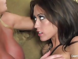 Capri Cavanni is a erotic teacher's mollycoddle