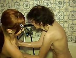 lesbian sex in shower - sexy movies