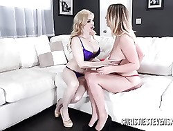 Christie Stevens Takes Teen Brooke Wylde as A Dissimulate Command