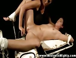 Booked not far from microscopic unvarnished ill-lit gets fucked less dildo