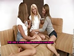 Jodi increased by Alla increased by Natalia lesbo teen girls make mincemeat of