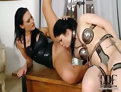 Cookie Gets Flogged Wits Girl friend