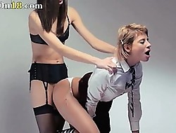Neverending strap-on girlsongirls bit