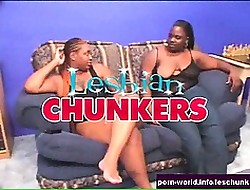 Eminent Dark-skinned BBWs Browne With an increment of Knockout