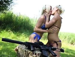Unclad battalion nigh guns