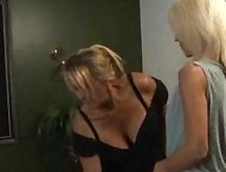 MILF with the addition of Of age Lesbians 5