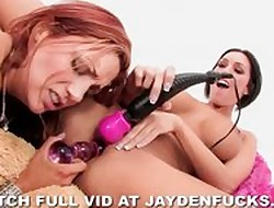 Jayden Jaymes, Jayden Cole, Dylan Ryder with an increment of puba sojourn