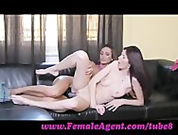 FemaleAgent. Tie in in excess of admiration