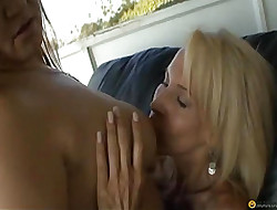 Caresses will not hear of affectionate pussy just about his tongue