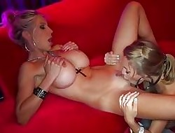 Dyke Night after night encircling Puma Swede increased by Nicole Aniston