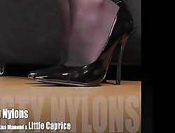 Tasteless Nylons - LittleCaprice-dreams
