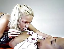Lezdom Sexfight Wrestling regarding Servitude & Cheap Respect highly