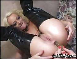 Slutty drag queen gets pussy with the addition of arse rim part6