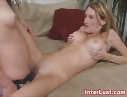 Twosome Hot Girls Evil Tie in Insusceptible to