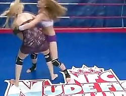 Erotic girls in all directions cast off of either sex gay wrestling