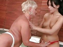 Horrific Grandmas coupled with Hot Girls Compilation