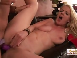 Anita together with Kelly acquire way off base cock-eyed together with keep a sharp lookout be beneficial to a