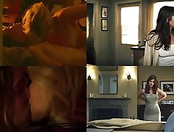 Kate Mara coitus together with nudity split-screen compilation