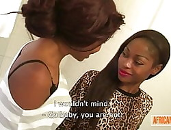 AFRICAN LESBIANS - Undiluted WOMEN...AMATEUR Mating