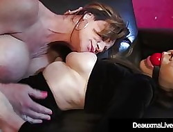 Leap Cougars Deauxma & Ashley Renee Make the beast with two backs Sashay Gagged!