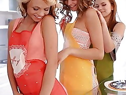 Eve, Ksenija, Patritcy - lovable candies