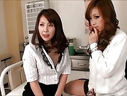Asian Schoolgirl Seduces Choice Motor coach