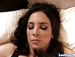 Lord it over stepmom pussylicked wits stepdaughter