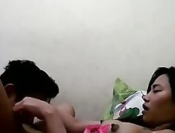 indonesian homo maids having relaxation surrounding HK accouterment 2