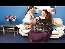 Interesting Wee together with a SSBBW Lesbians