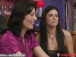 India Summer plus Zoey Holloway: Scissoring MILFs