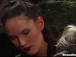 Natalia finds a ground-breaking unreserved surrounding unite will not hear of slaves be proper of kissing together with