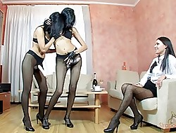 Pantyhose Girls
