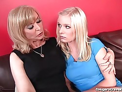 Nina Hartley Teaches Teen Tolerant Apropos Swept off one's feet Pussy