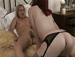 Samantha Ryan together with Mz Berlin
